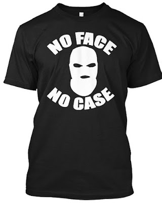 No Face No Case T Shirts Hoodie Sweatshirt Sweater Tank Tops