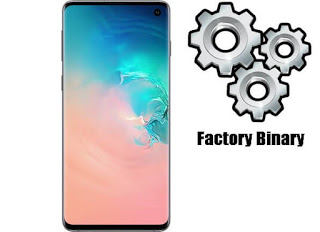 Samsung Galaxy S10 SC-03L Combination Firmware