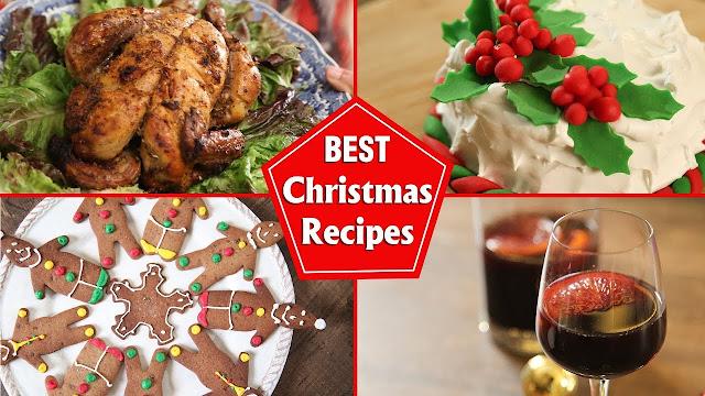 Christmas Recipes Ideas 2018