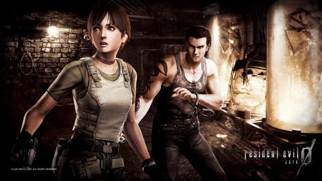 La historia de Resident Evil Zero Rebecca Billy