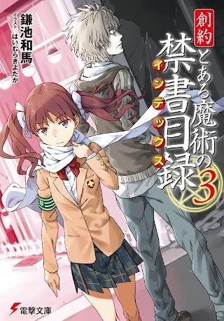 Toaru Majutsu no Index - GT 03 Epilog