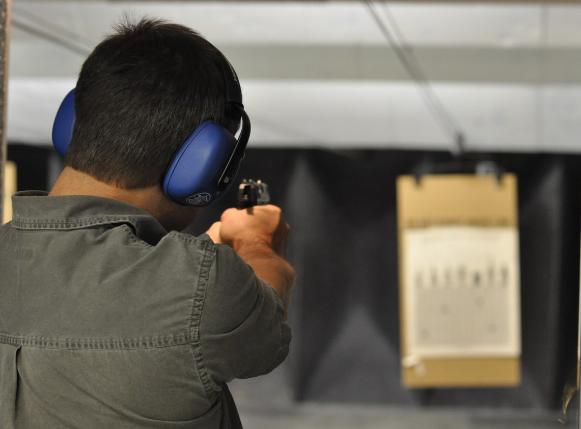 treinos de tiro