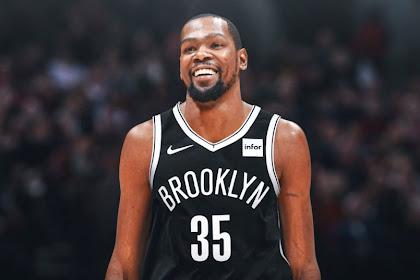 Keputusan Nets, Kevin Durant Mungkin Belum Main Musim Ini