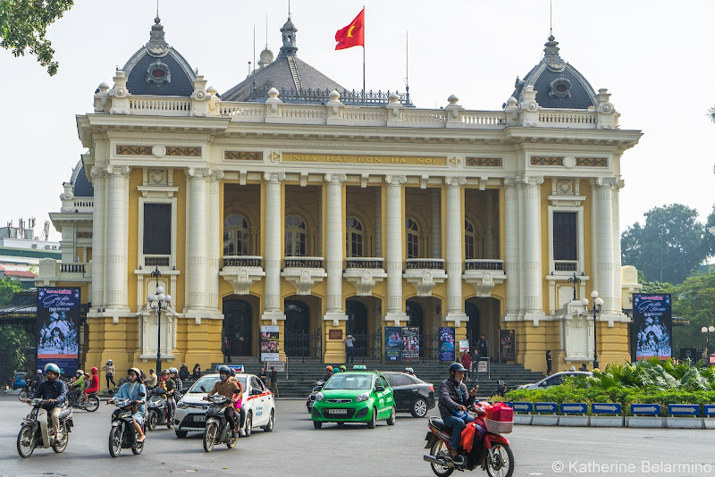 Hanoi Opera House Things to Do in Hanoi Vietnam