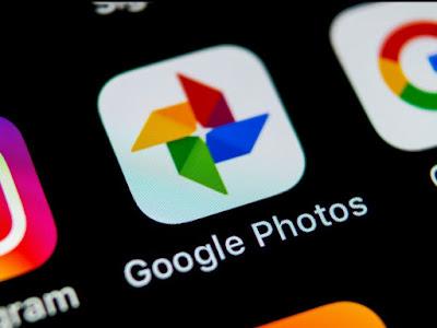Google photos stopped