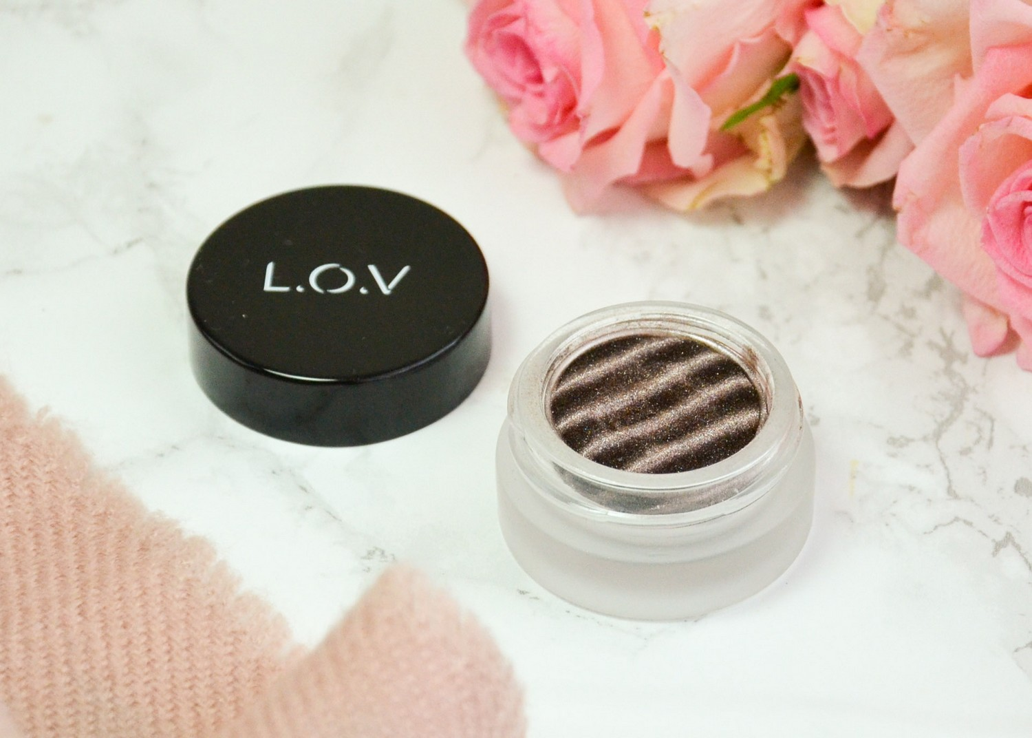 Blogger Mail from L.O.V Cosmetics | EYEttraction Magnetic Loose Eyeshadow No. 510 METALfusion