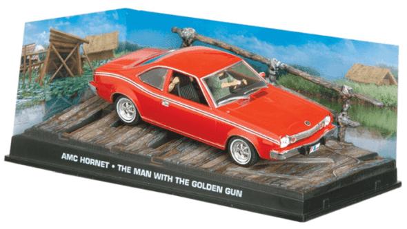 AMC Hornet - The man with the golden gun 1:43 colección james bond