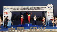 PIRAGÜISMO - Tono Campos, Diego Romero, Eva Barrios y las chicas del K2 protagonizaron los 7 metales de España en el Mundial de maratón