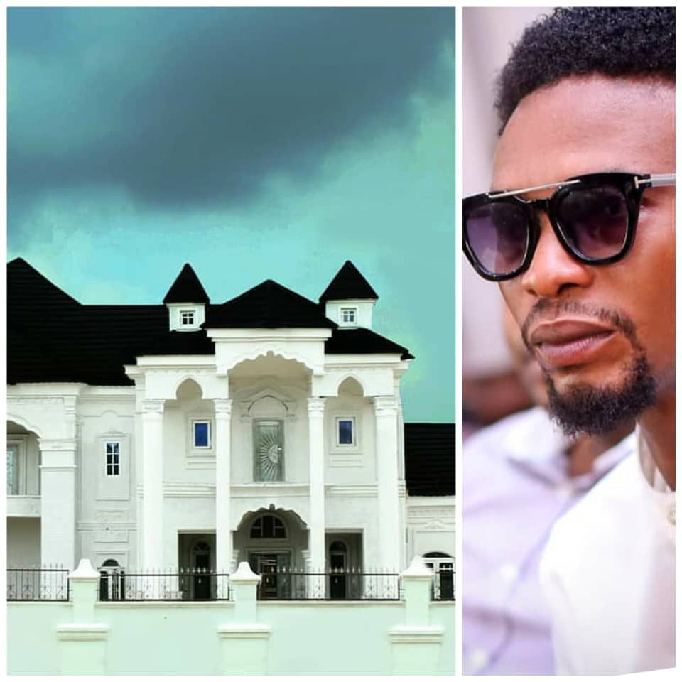 Comedian, Francis Agoda aka I Go Dye, has announced plans to donate his mansion to the Federal government to be used as an Isolation center