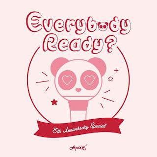 Apink (에이핑크) - Everybody Ready?