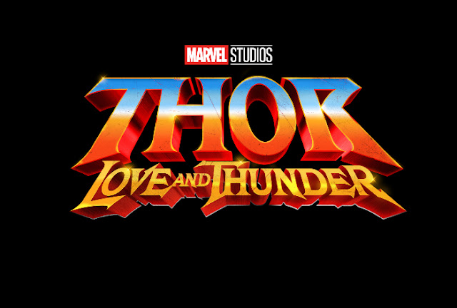 Thor: Love and Thunder 2021 Movie Poster