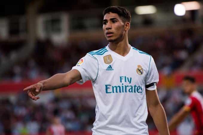أشرف حكيمي سيعود إلى مدريد