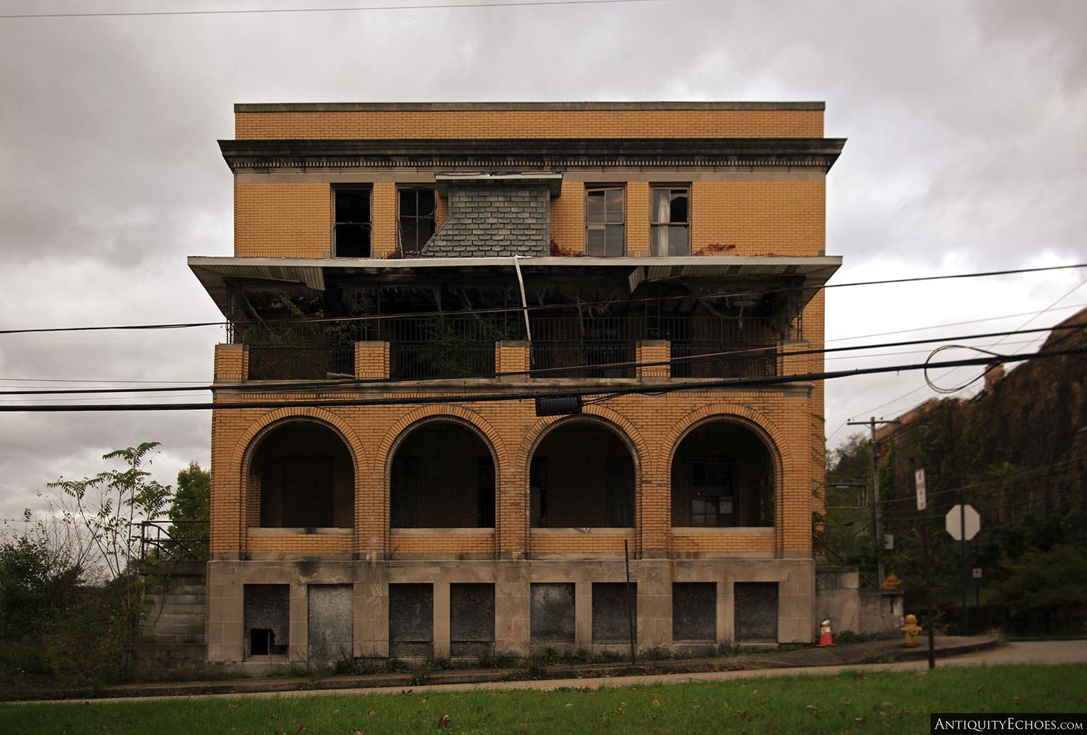 Brownsville General Hospital - Nurses' Home