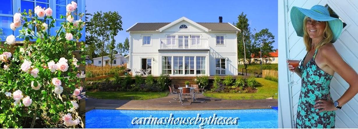 carinashousebythesea Badrumsskåp