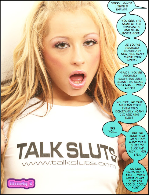 talk to sluts