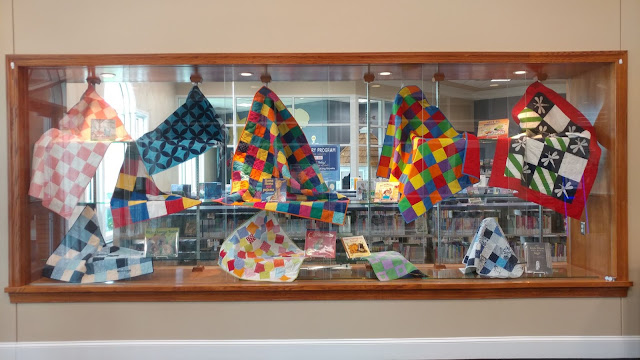 Quilts from children's books