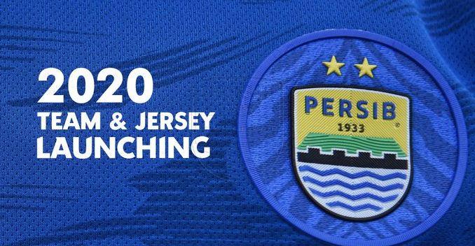 Persib Bandung Launching Tim dan Jersey 2020