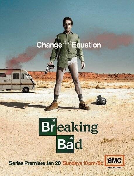 絕命毒師,breaking bad season 1