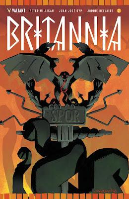 Britannia, el inicio de la historia del Universo Valiant