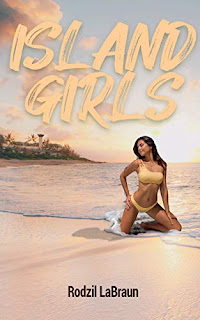 Island Girls - an imaginative harem adventure novel by Rodzil LaBraun