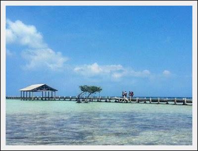 Wisata Pantai & Laut Pulau Biawak