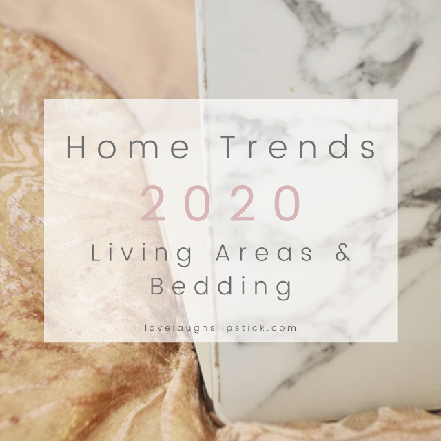 Home Trends 2020 Living areas & bedding