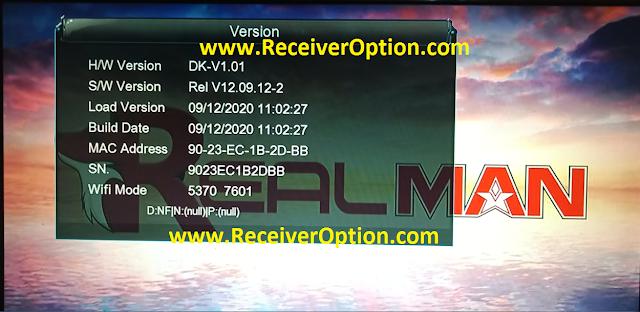 REALMAN 999 1506G 1G 8M NEW SOFTWARE WITH ECAST & SPEEDCAM OPTION