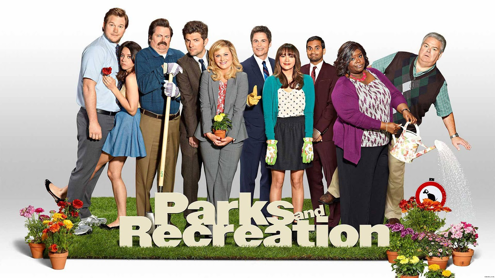 El reparto completo de Parks and Recreation