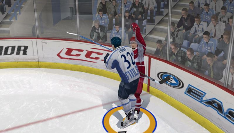 NHL 09 PC Español