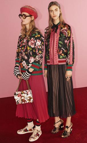 Gucci Garden colección mujer ropa accesorios edición limitada