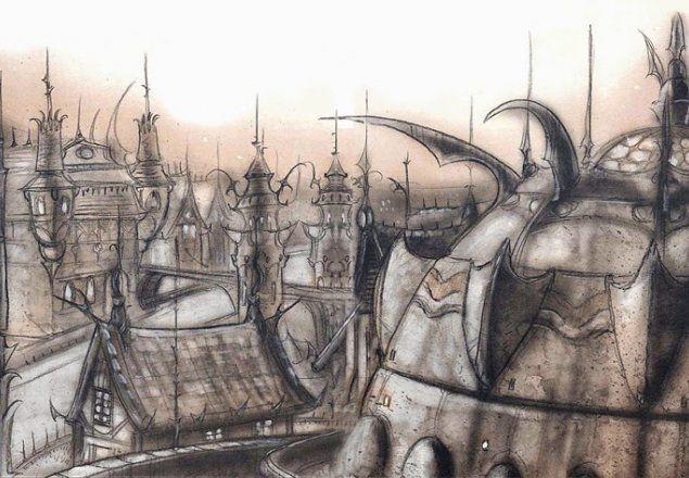 Planescape, el Multiverso de Dungeons & Dragons - Sigil