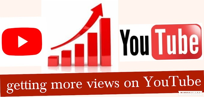 New tips for getting more views on YouTube.