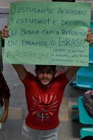 Estudantes do IFPB Picuí ocupam instituto em protesto nesta segunda (21)