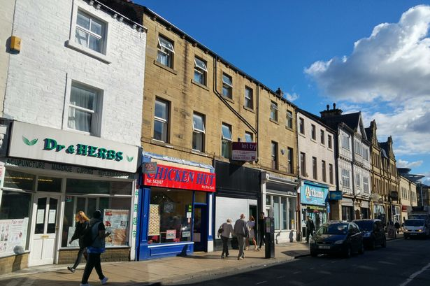Man scarred for life in Huddersfield town centre attack