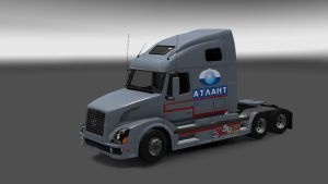 Atlant Skin for Volvo VNL 670