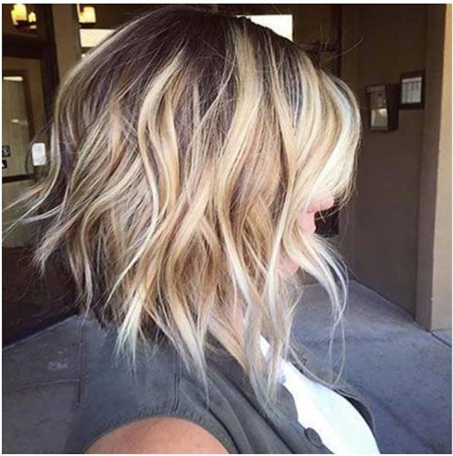 short messy bob haircuts