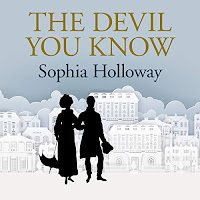 Audiobook cover for The Devil You Know