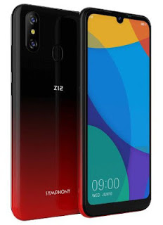 Symphony z12 firmware 100% tested without password