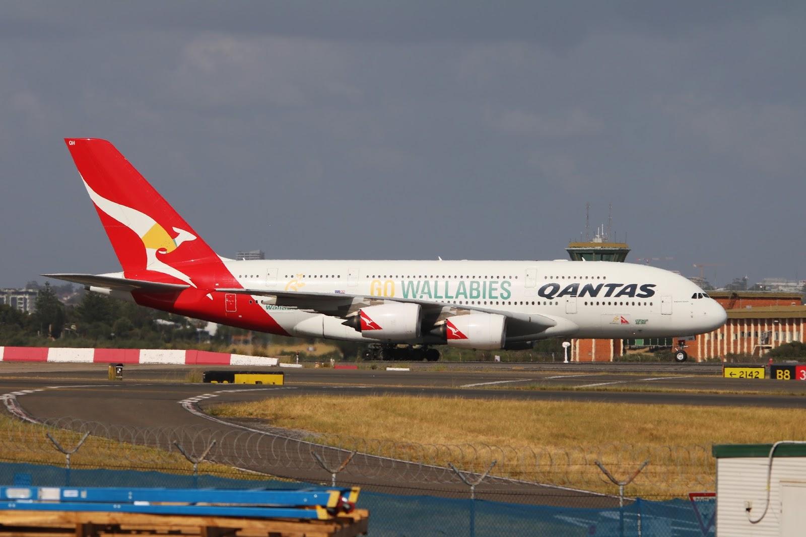 qantas jakarta sydney - photo#19