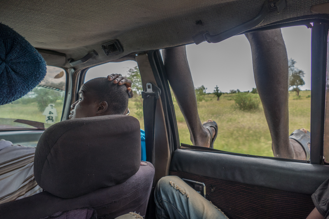 GETTING AROUND SENEGAL by local transport