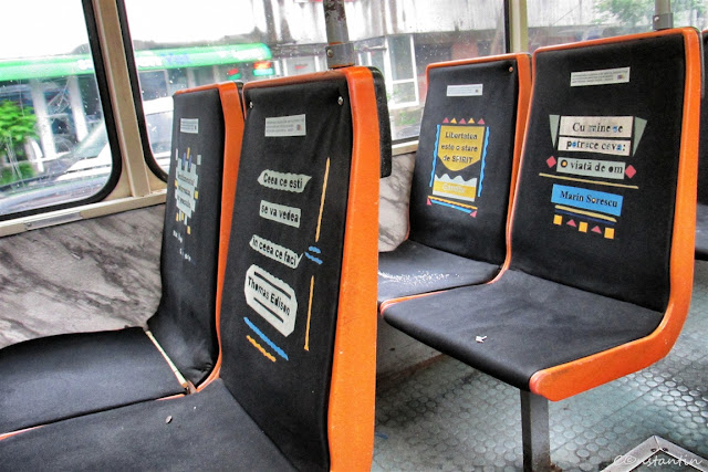 Culturalizare în autobuz - blog FOTO-IDEEA