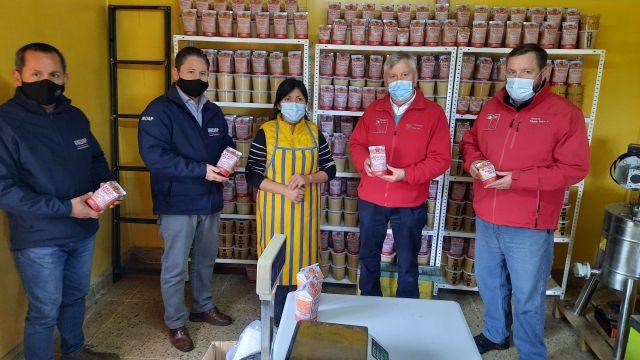 Pequeños apicultores regionales