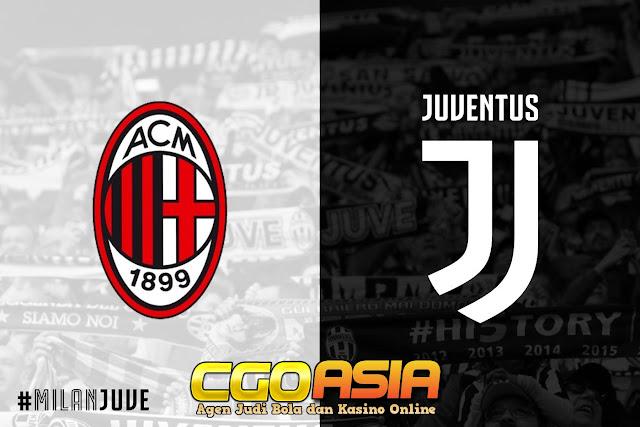 Juventus menjadi korban comeback AC Milan. - Rumahsport.com