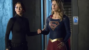 Supergirl Episódio 15 da 3° terceira temporada na Globo ás 02:05