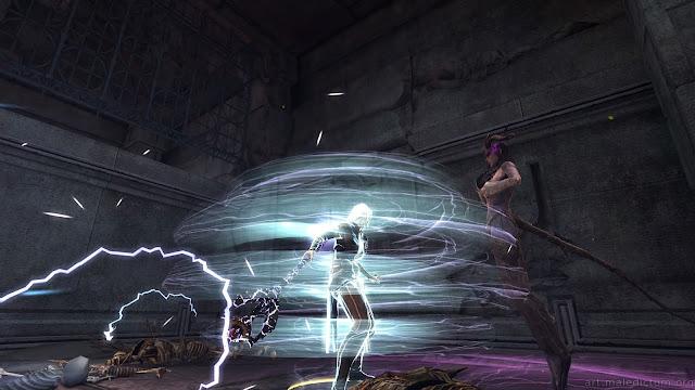 Dragon Age 2: использование магии в сражениях с NPC