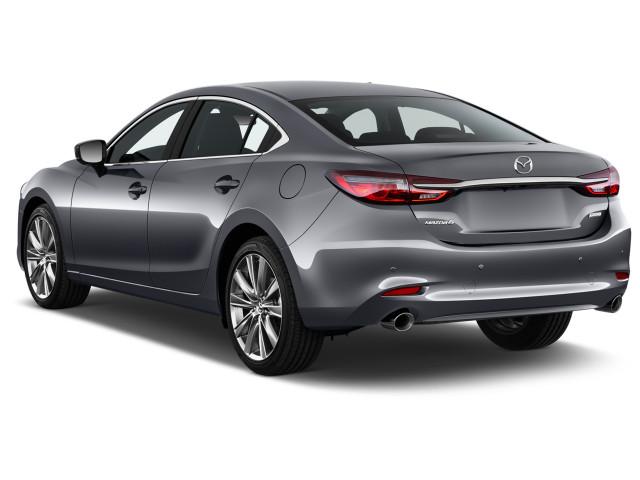 2020 Mazda MAZDA6 Review
