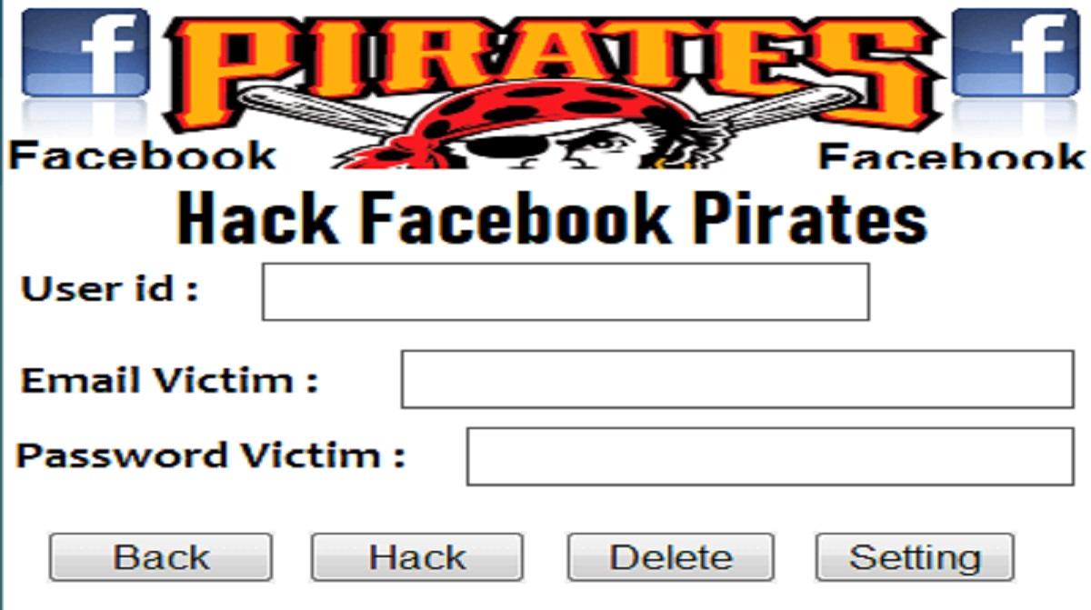 Hack Facebook Pirates