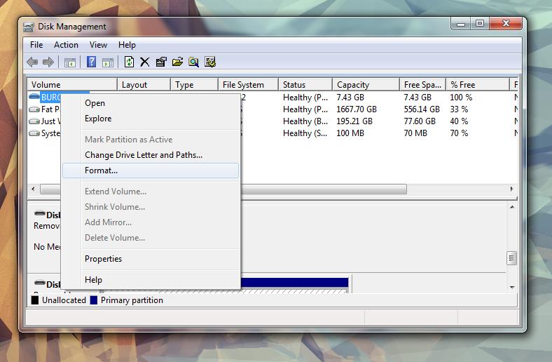 lebtopa format nasıl atılır windows 10acer