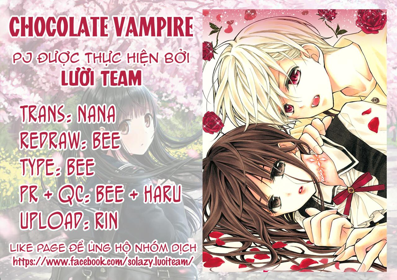 Chocolate Vampire chap 45 - Trang 2