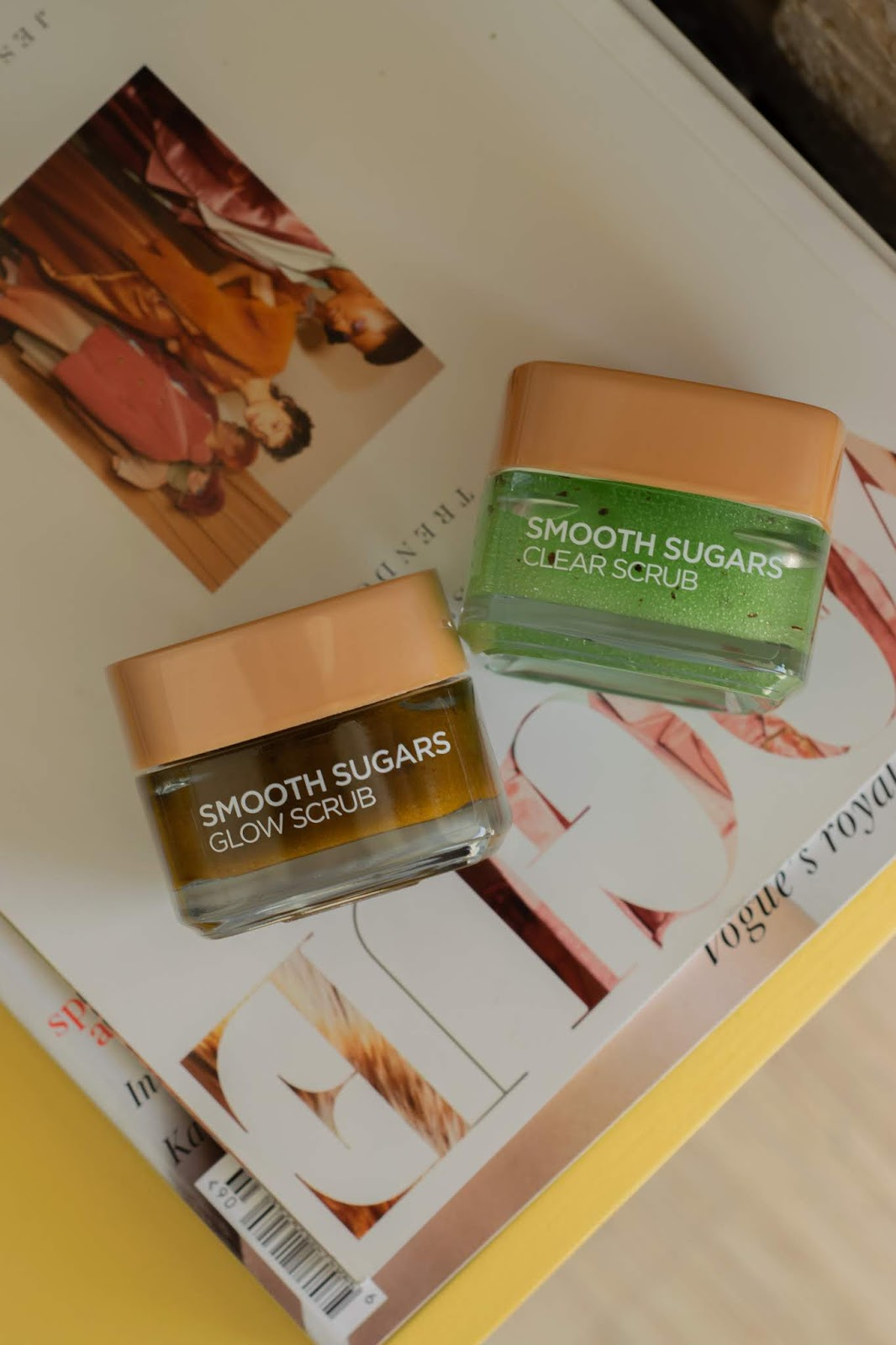 L'oreal Paris Smooth Sugar Glow Scrub | Notino